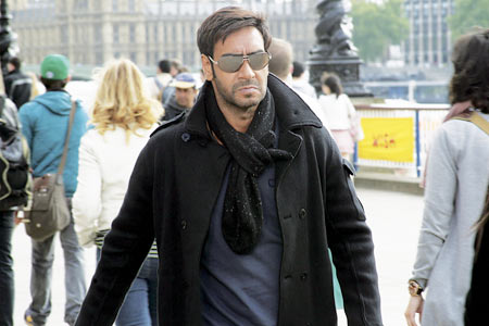 Ajay Devgn in Tezz