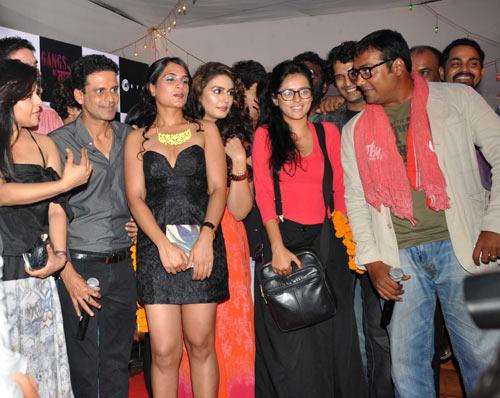 Reemma Sen, Manoj Bajpayee, Richa Chadda, Huma Qureshi, Sneha Khanwalkar and Anurag Kashyap
