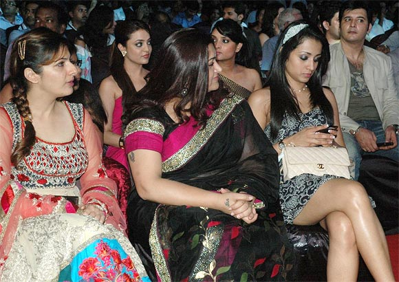 Khushboo and Trisha