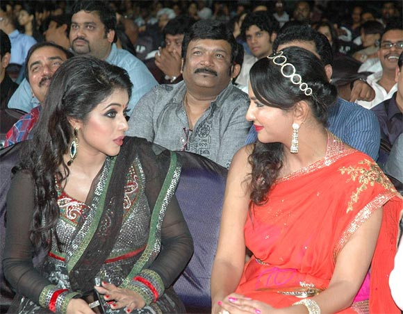 Poorna and Lakshmi Manchu