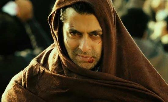 A scene from Ek Tha Tiger