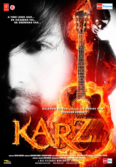 Movie poster of Karzzzz