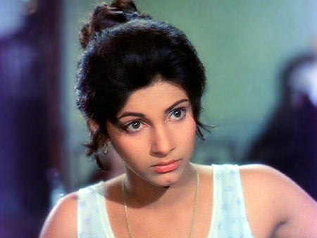 Dimple Kapadia in Bobby