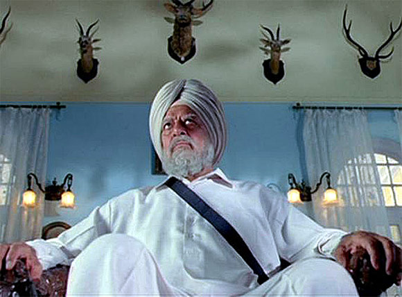 Dara Singh in Mard