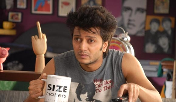 Riteish Deshmukh in Kya Super Kool Hai Hum