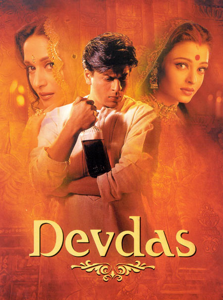 Movie poster of Devdas