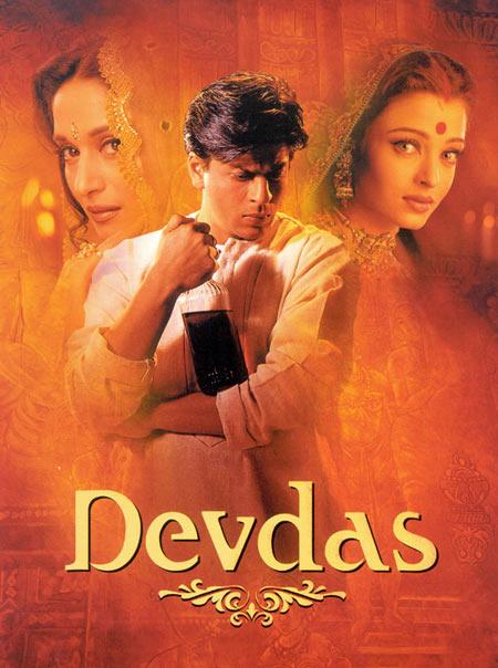 Movie poster of Devdas