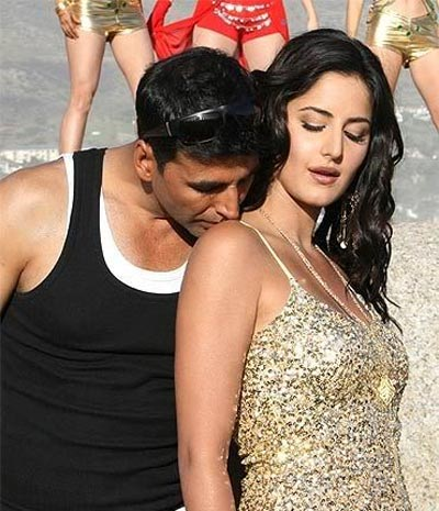 Katrina Kaif in Welcome