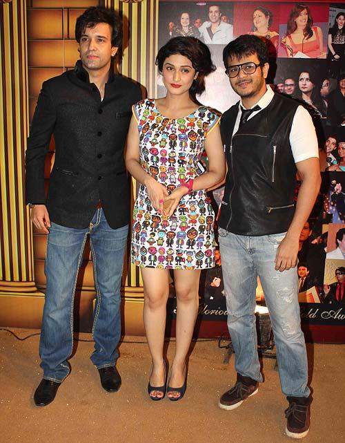 Aamir Ali, Ragini Khanna and Jay Soni