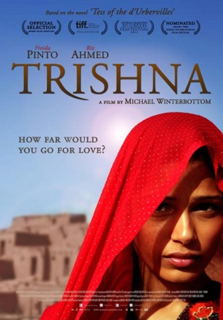 Movie poster of Trishna