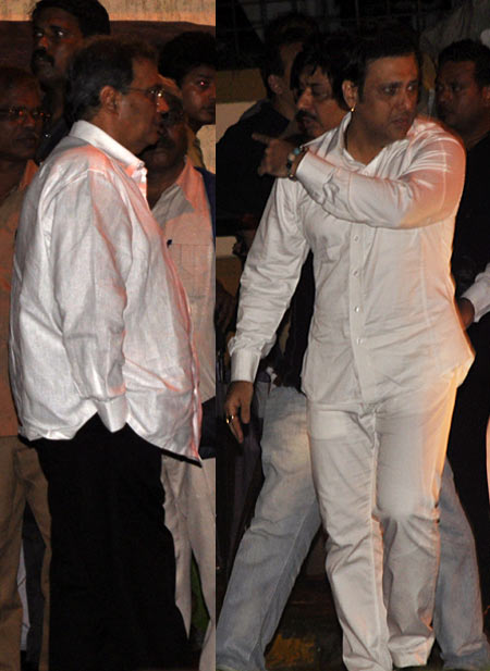 Subhash Ghai, Govinda