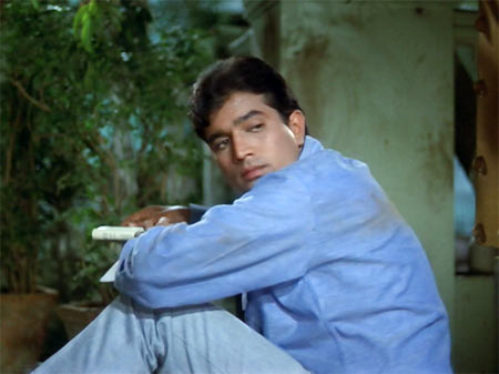 Rajesh Khanna in Do Raaste