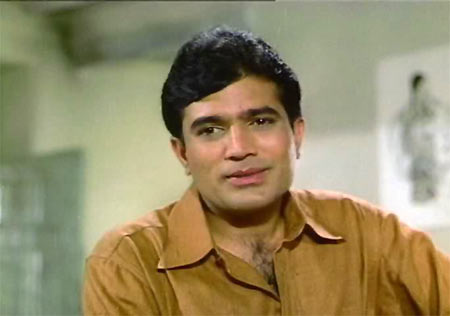 Rajesh Khanna in Safar