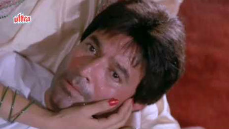 Rajesh Khanna in Swarg