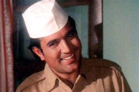 Rajesh Khanna in Bawarchi