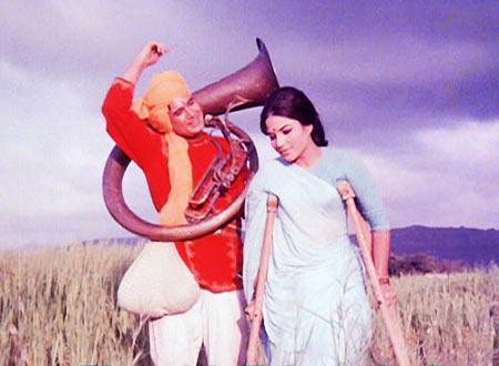 Rajesh Khanna in Sachha Jhootha