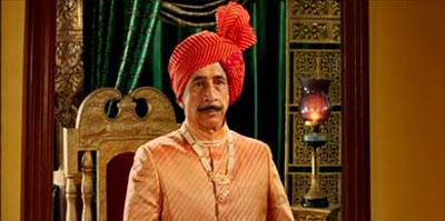 Naseeruddin Shah in Jaane Tu... Yaa Jaane Naa