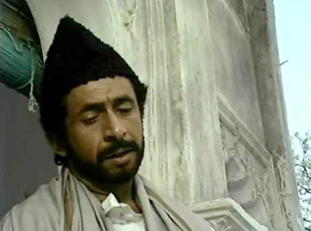 Naseeruddin Shah in Mirza Ghalib