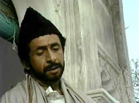Naseeruddin Shah in Mirza Ghalib