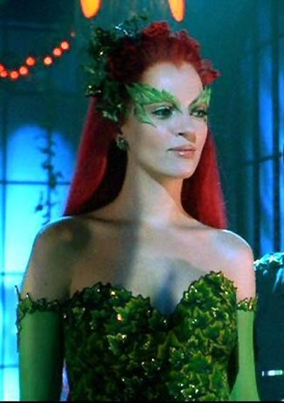 Uma Thurman in Batman & Robin