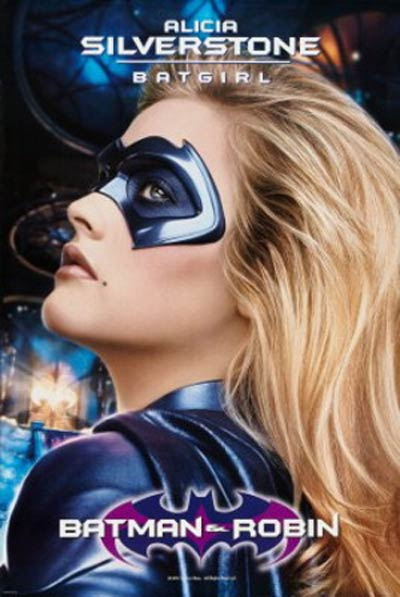 Alicia Silverstone in Batman & Robin