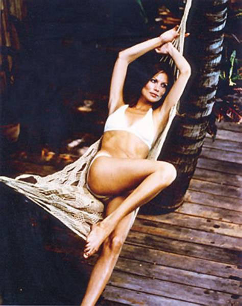 Maud Adams in The Man With The Golden Gun