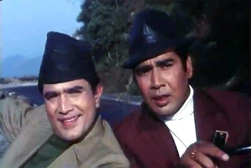 Rajesh Khanna in Aradhana