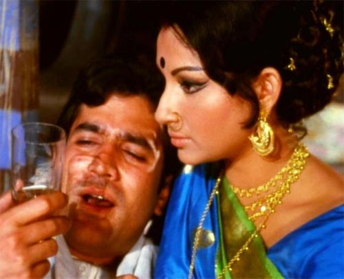 A scene from Amar Prem