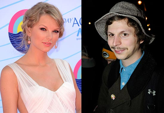 Michael Cera, Taylor Swift