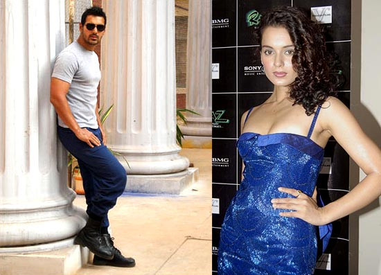 John Abraham, Kangna Ranaut in Shootout at Wadala