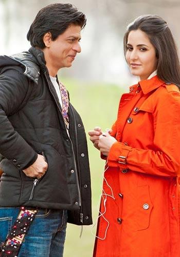 Shah Rukh Khan, Katrina Kaif in Yash Chopra's untitled romance