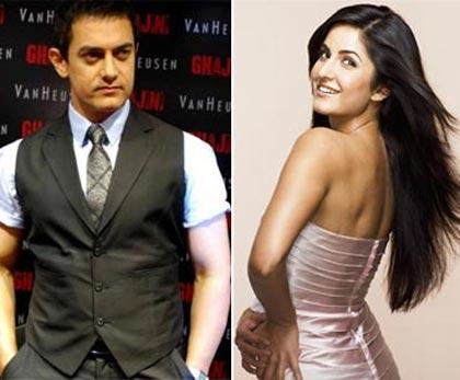 Aamir Khan, Katrina Kaif