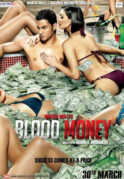Movie poster of Blood Money