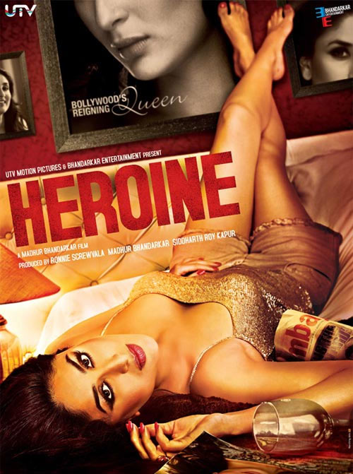 Movie poster of Heroine