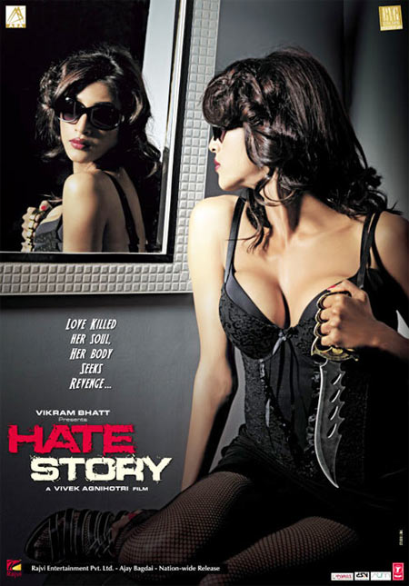 Movie poster of Hate Story