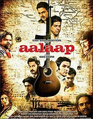 Movie poster of Aalaap