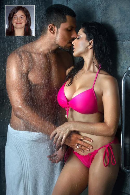 Randeep Hooda and Sunny Leone in Jism 2