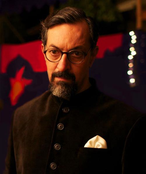 Rajat Kapoor as Aadam Aziz