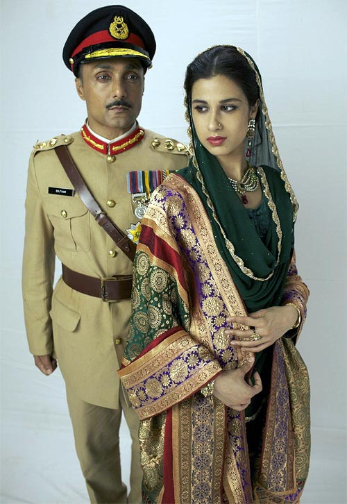 Rahul Bose as General Zulfikar and Anita Majumdar as Emerald