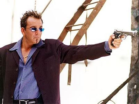 Sanjay Dutt in Plan