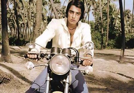 Sanjay Dutt in Rocky
