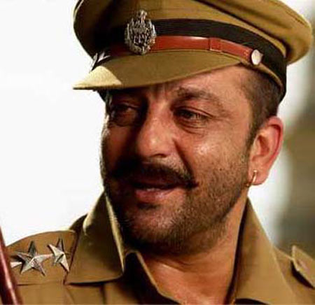 Sanjay Dutt in Eklavya: The Royal Guard
