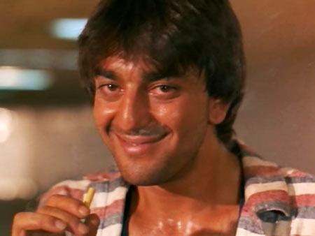 Sanjay Dutt in Naam