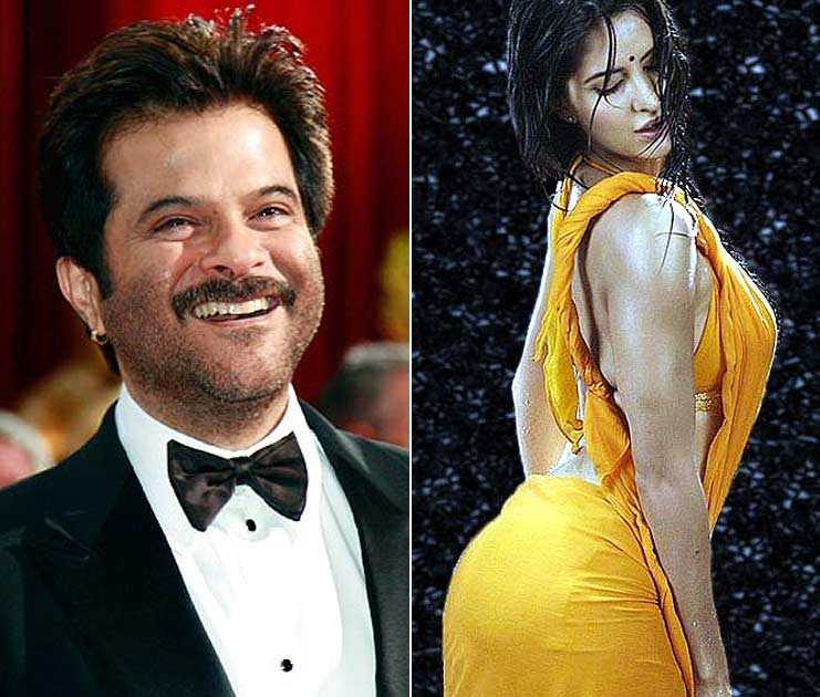 Anil Kapoor and Katrina Kaif