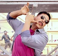 Rowdy Rathore Rediff Movie Review by Raja Sen