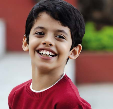 Darsheel Safary