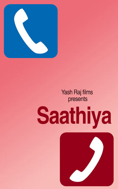 Saathiya movie poster