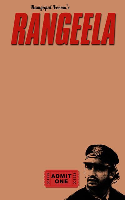 Rangeela poster