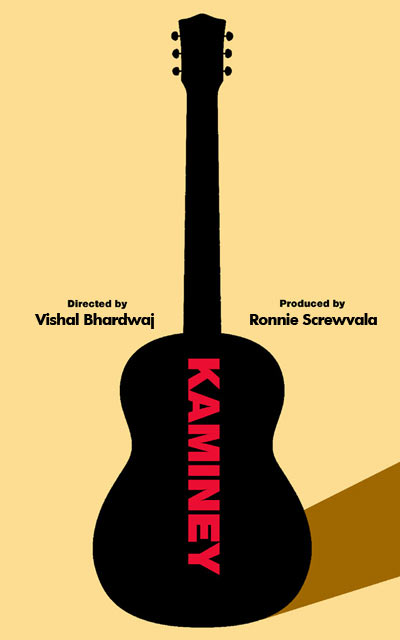 The Kaminey poster