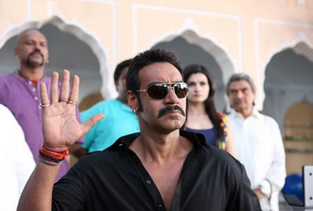 Ajay Devgn in Bol Bachchan